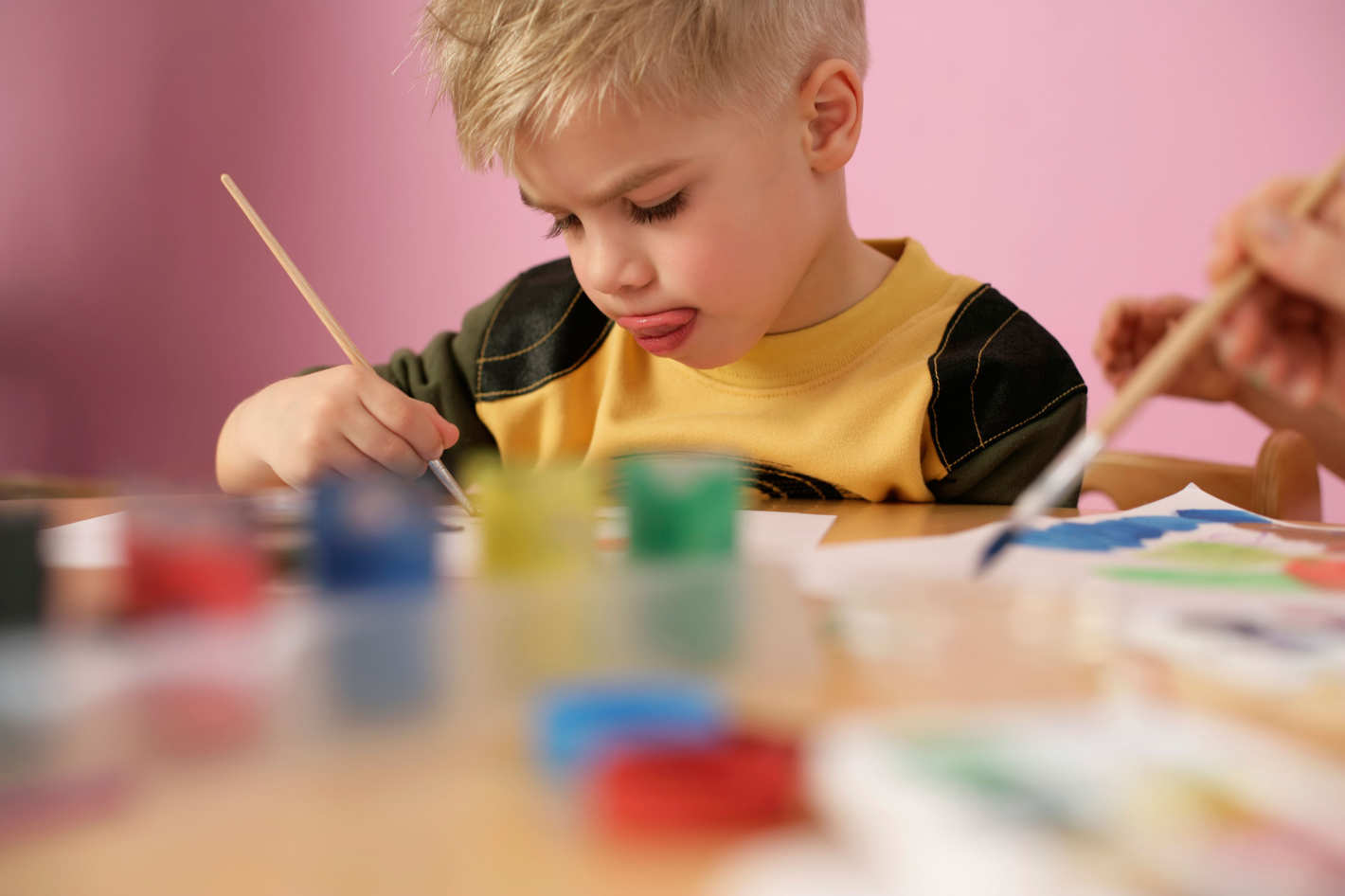 Art Therapy Helps Children