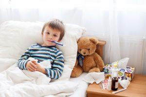 kids flu