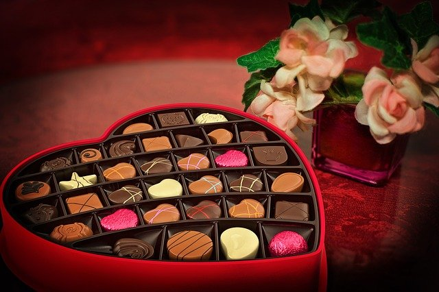 chocolates box gift