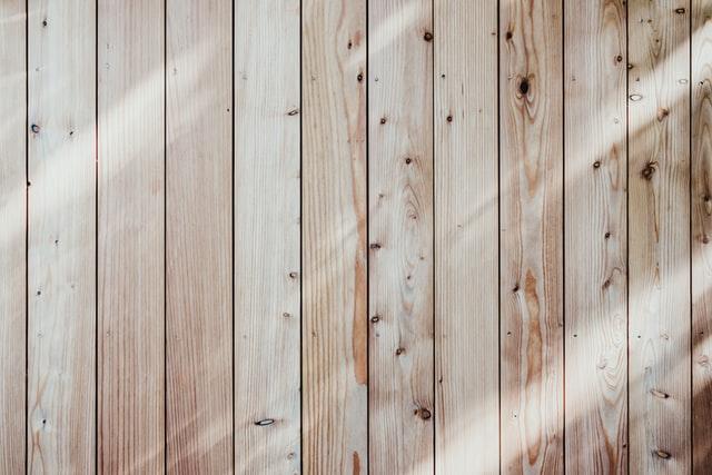 wood damaging